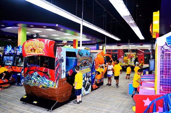 Antioch, TN: Arcade Games
