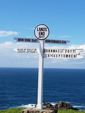 Land's End 사진