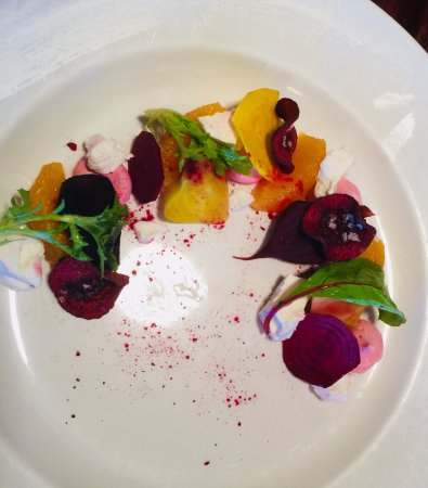 Moonambel, Австралия: Five beetroot salad