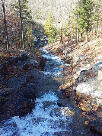 Ridgedale, MO: stream