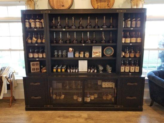 Bardstown, Κεντάκι: Willett bourbons