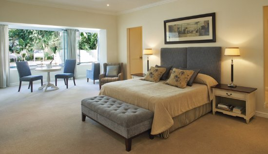 The Last Word Franschhoek: Suite