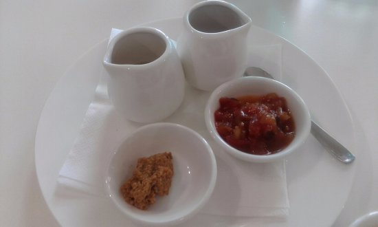 Karrabool Store & Coffee Shop: The accompanying additional oils and relish