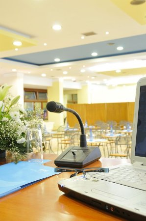 Vasilias, Greece: Meeting room