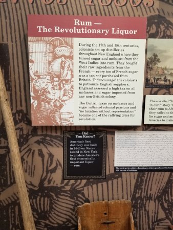 Bardstown, KY: Display in Heritage Center