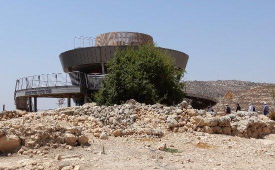 Ancient Shiloh (Tel Shiloh)