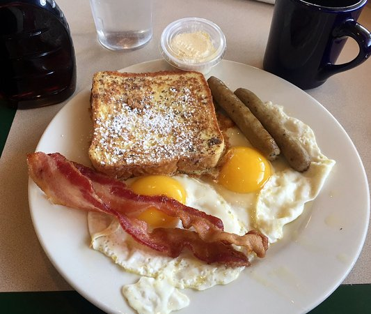 Algodones, Nuevo Mexico: Morning Star Breakfast