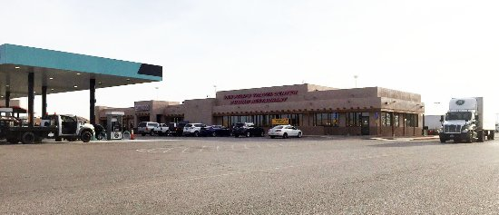 Algodones, Nuevo Mexico: Pueblo Restaurant & Travel Center