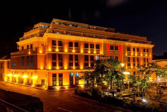 Hotel Charleston Santa Teresa: Exterior