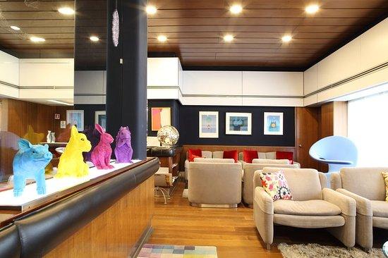 Hotel Mediolanum Milan: Lobby