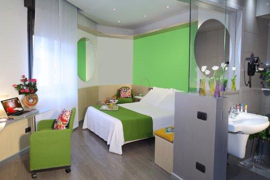 Hotel Mediolanum Milan: Guest room