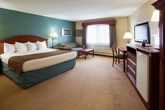 New Richmond, WI: Guest room