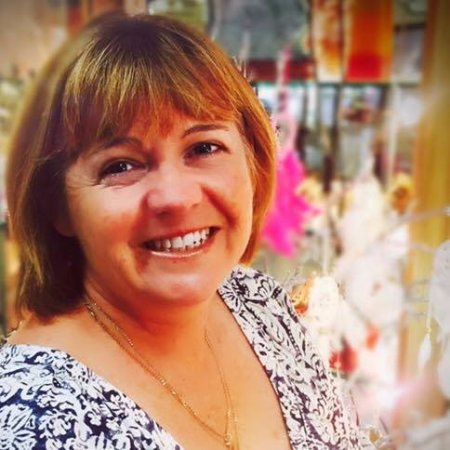 Sharon Hood Psychic Medium here at The Crystal Shop - Picture of The