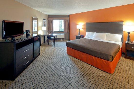 Hartford, WI: Guest room