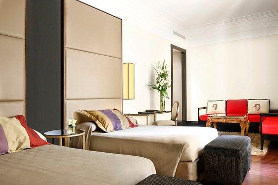 Savoy Hotel: Suite