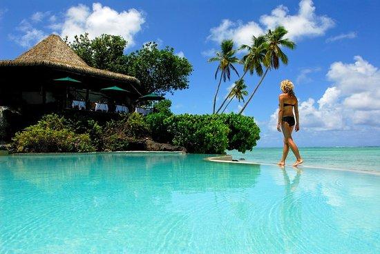 Pacific Resort Aitutaki: Exterior