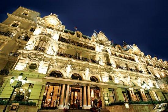 Hotel De Paris: Exterior