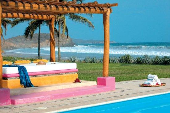 Quemaro, México: Pool