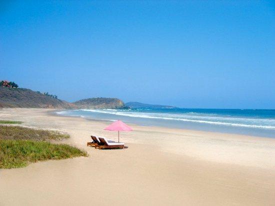 Quemaro, Mexique : Beach