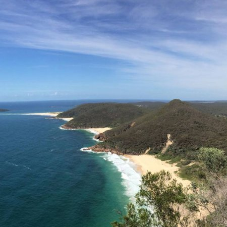 Шоал-Бей, Австралия: Tomaree Head Lookout