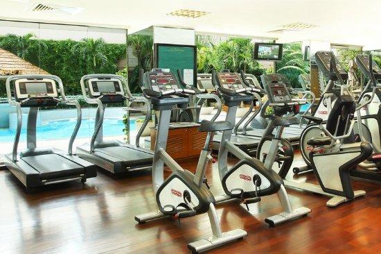 Caravelle Saigon: Health club