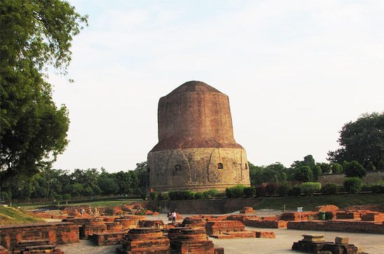 Sarnath Private Half-Day Tour from...