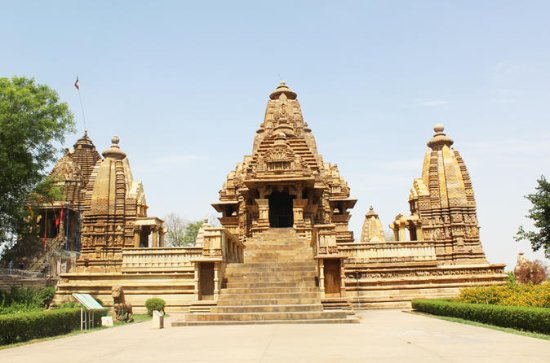 Private Half-Day Khajuraho Temples...