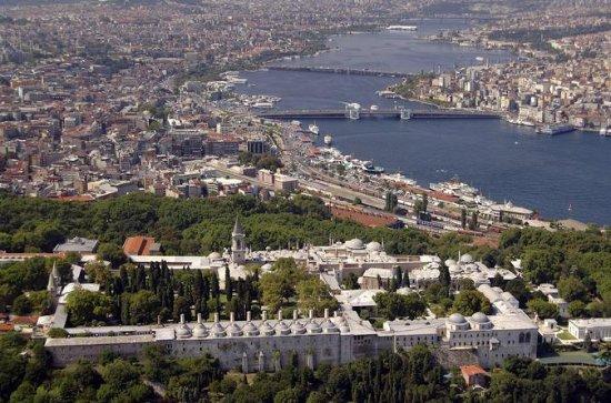 10-dages tur i Tyrkiet Istanbul...