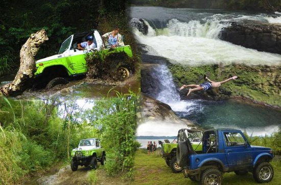 Tour 4x4 Off-Road Costa Rica