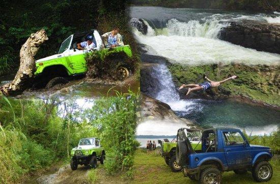 Excursión en 4x4 por Costa Rica