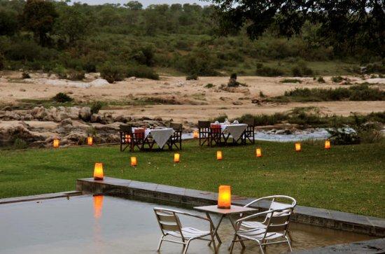 Mjejane River Lodge 4days safaris...