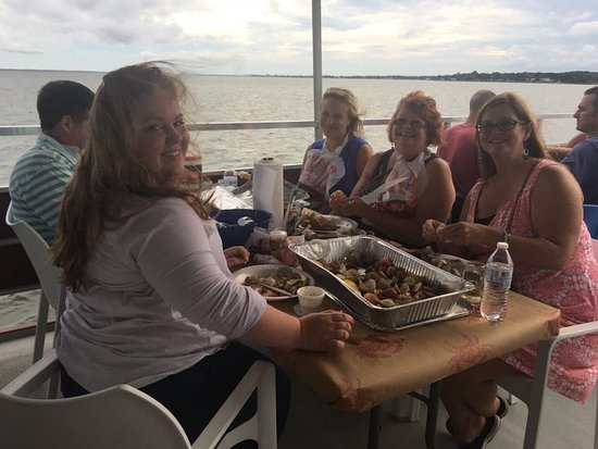 Hampton, VA: Making Memories on Crabtown Cruises!