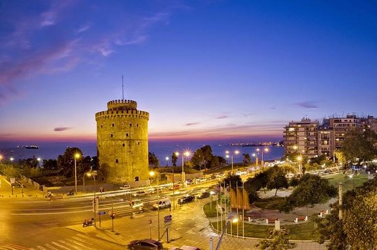 Thessaloniki vinho de 3 dias...