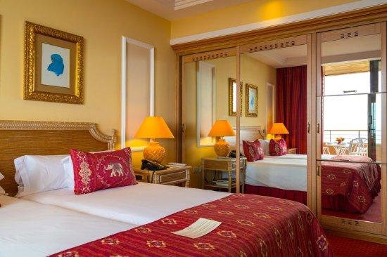 Hotel Botanico & The Oriental Spa Garden: Guest room