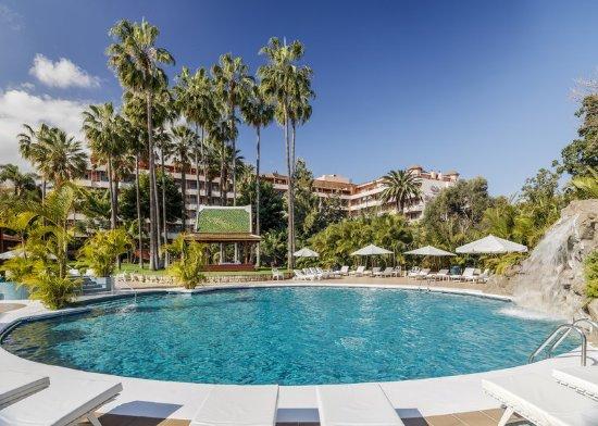 Hotel Botanico & The Oriental Spa Garden: Spa