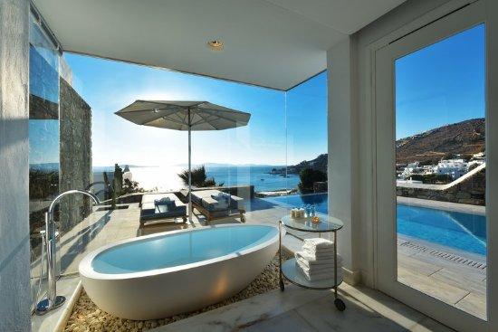 Mykonos Grand Hotel & Resort : Guest room amenity