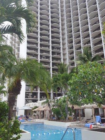Pool Picture Of Waikiki Beach Marriott Resort Spa