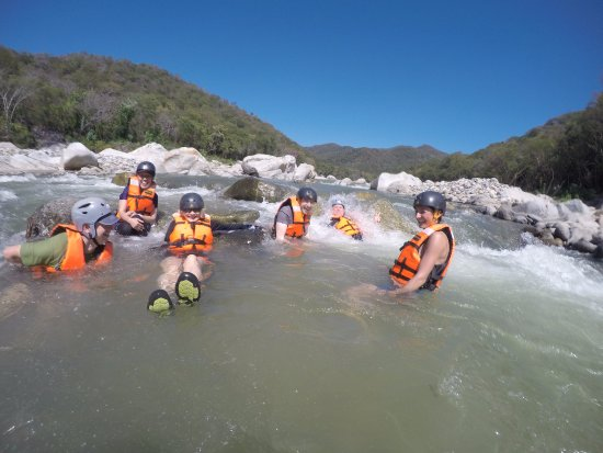 Huatulco Tours Family