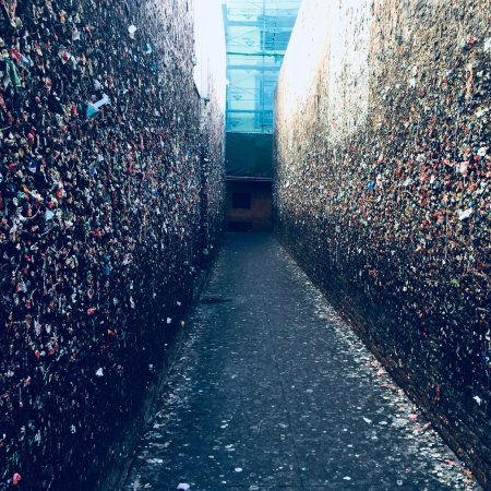 Bubblegum Alley: It was so gross and my son absolutely loved it!