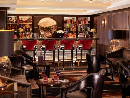Flemings Mayfair: Bar/Lounge