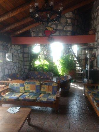Urique, Mexico: lobby