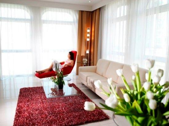 Villa Rotana - Dubai: Suite