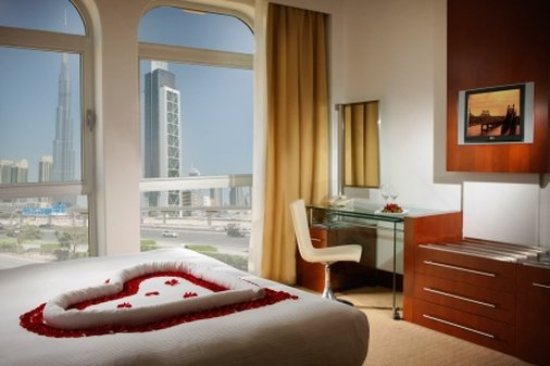 Villa Rotana - Dubai: Guest room