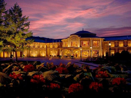 Terelj International Resort and Spa Hotel: Exterior