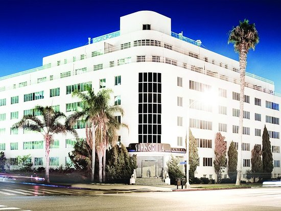 Hotel Shangri-La Santa Monica: Exterior