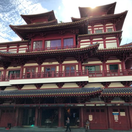Buddha Tooth Relic Temple and Museum: photo0.jpg