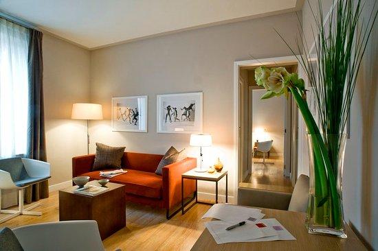 Escalus Luxury Suites Verona: Guest room