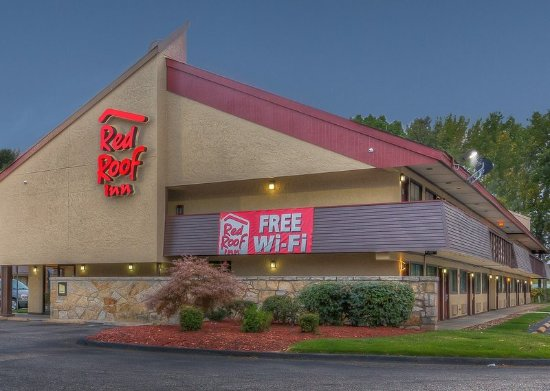 Exterior Picture Of Red Roof Inn Memphis East Memphis