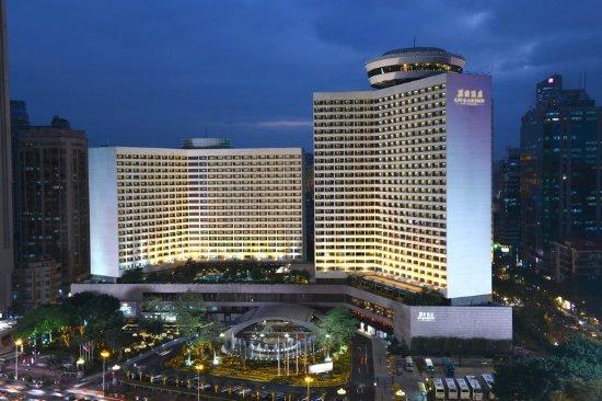 The Garden Hotel Guangzhou: Exterior