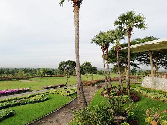 Siam Country Club Pattaya Plantation: クラブハウスから